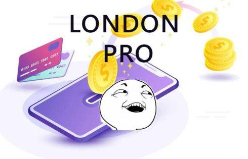 Смс от London Pro ваш счет пополнен – что это