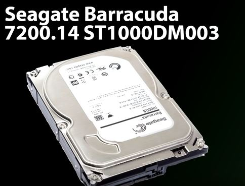 Seagate Barracuda 1TB 7200