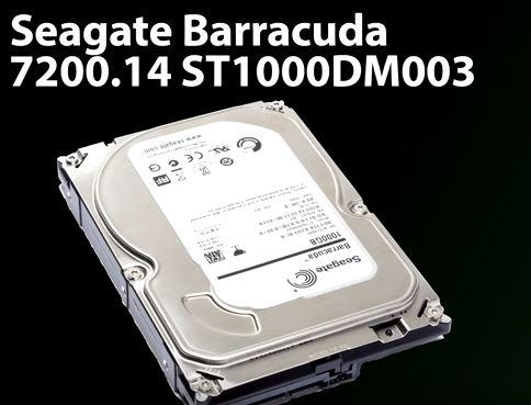 Seagate Barracuda 1TB 7200