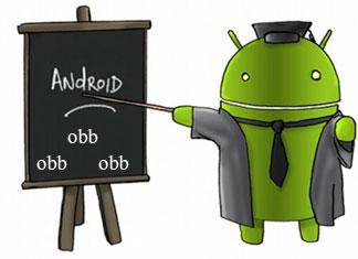 Нет папки obb в Андроид. Что делать