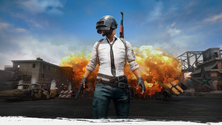тени в playerunknown battleground