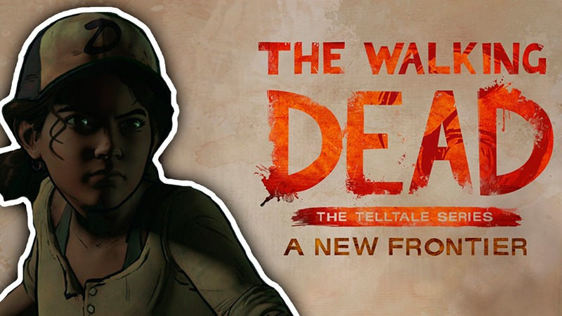 walking dead a new frontier promo