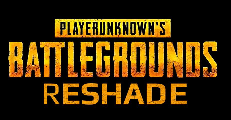 Настройка и установка ReShade в PUBG (Playerunknown's Battlegrounds)