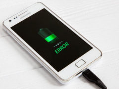 Ошибка error please plug out charger при зарядке как исправить
