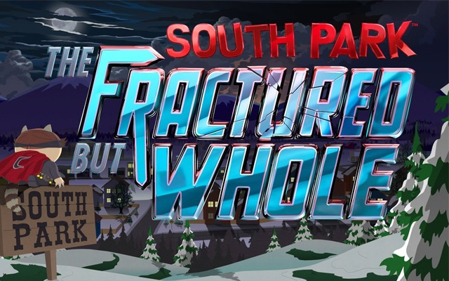 Черный экран в South Park The Fractured But Whole