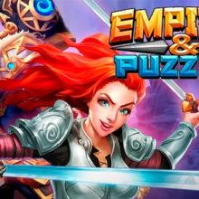Empires & Puzzles как получить 4,5 звездочного героя, развитие героев