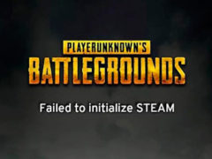 Ошибка Failed to initialize Steam — не запускается PUBG