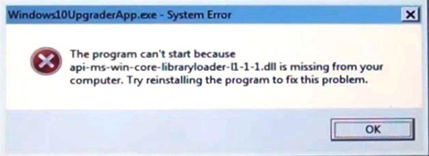 api-ms-win-core-libraryloader-l1-1-1.dll отсутствует как исправить