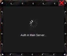 Auth in Main Server