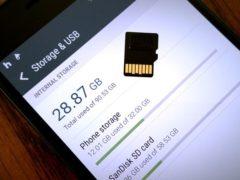Как в Андроид 7.0 перенести приложения на карту памяти