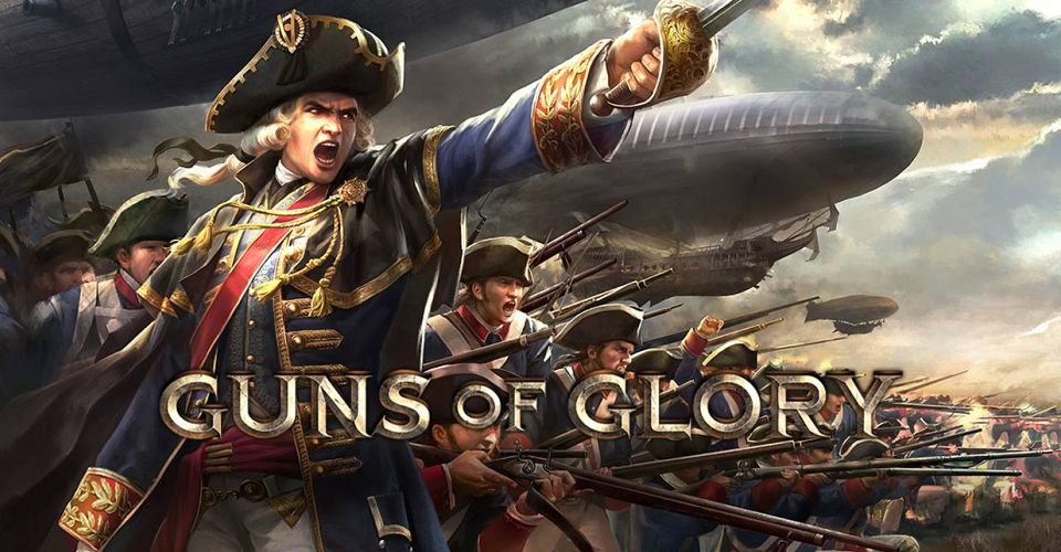 Guns of Glory коды подарков