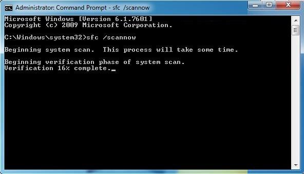 Файл CBS.log поврежден — что делать?