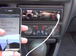 Как подключить телефон к магнитоле через USB