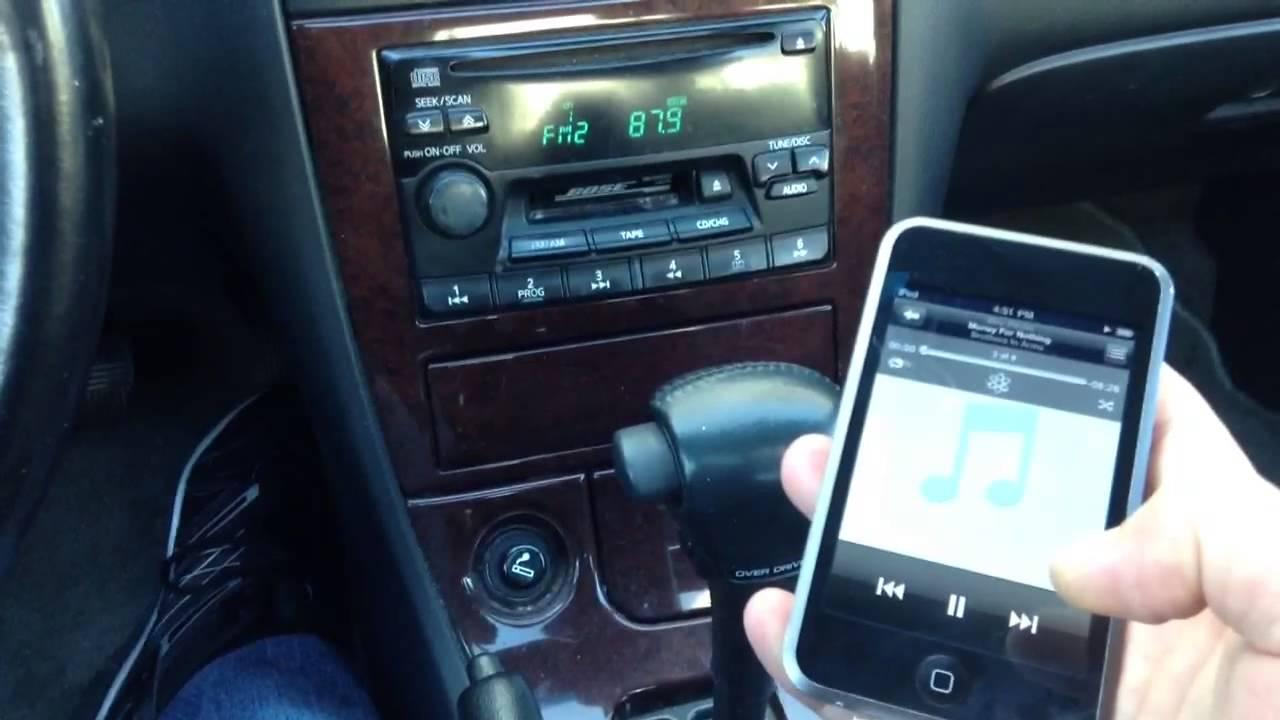 Как подключить телефон к машине через блютуз