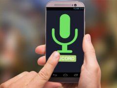 Как записать телефонный разговор на Андроид