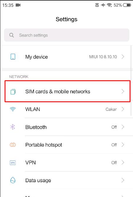 Сим карты и мобильные сети