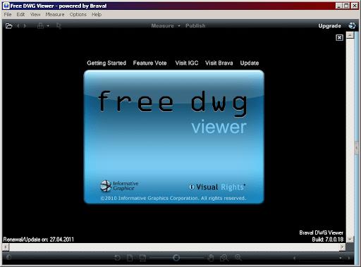 программы для просмотра файлов DWG