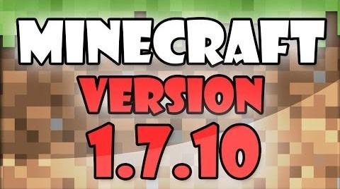 Версия игры Minecraft