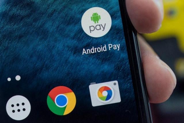 приложение android pay на рабочем столе