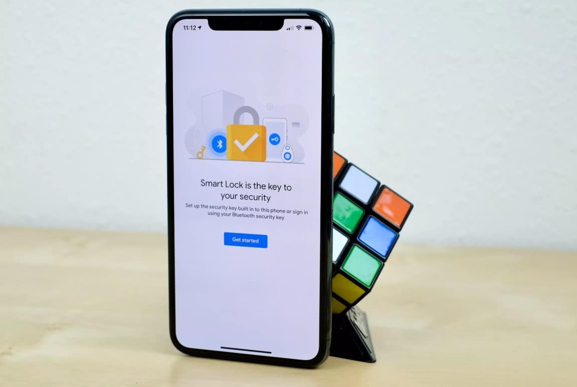 Smart Lock на смартфоне